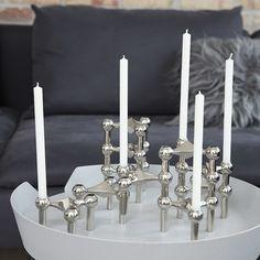 Stoff design lysestage - Ikon klassisker og tidløst design | bahne