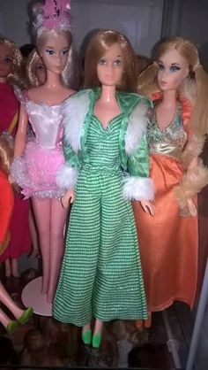 Image result for ballerina barbie in sugar plum outfit 1976