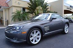 Chrysler Crossfire, Chrysler Cars, Cabriolet, Mercedes Benz, Bmw, Black Leather