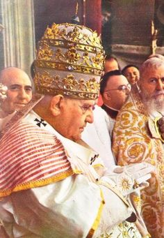 of the passing of Blessed Pope John XXIII, the Good Pope 3 June 1963