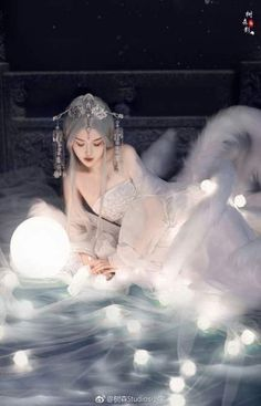 Super Ideas For Photography Fantasy Headdress Fantasy Photography, Amazing Photography, Character Inspiration, Character Art, Illustration Fantasy, Shooting Photo, China Girl, Fantasy Girl, Hanfu
