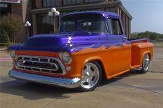 custom 1955 Chevrolet truck - Chevrolet Wallpaper ID 541133 - Desktop Nexus Cars 1955 Chevy, 1955 Chevrolet, Chevrolet Trucks, Chevrolet Wallpaper, Chevy Stepside, Custom Chevy Trucks, Barrett Jackson Auction, Collector Cars, Corvette