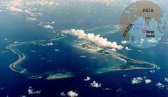 Diego Garcia - British Indian Ocean Territory