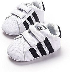 LiveBox Newborn Baby Boys Premium Soft Sole Infant Prewalker Toddler Sneaker Shoes L 1218 months White Best Baby Shoes, Baby Boy Shoes, Crib Shoes, Girls Shoes, My Baby Girl, Baby Boy Newborn, Baby Boys, Toddler Girl, Toddler Sneakers