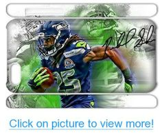 Accurate Store Seattle Seahawks Richard Sherman Iphone 5C 3D Hard Case Cover