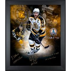 c0e5ef6e Boston Bruins Collectibles, Bruins Merchandise, Boston Bruins Autographed  Memorabilia