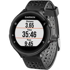 GPS and Running Watches 75230: Brand New Garmin Forerunner 235 Gps Sport Watch - Black And Gray -> BUY IT NOW ONLY: $258 on eBay!