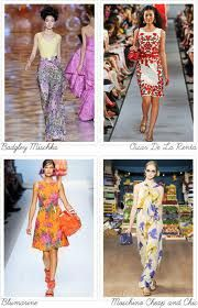 floral outfits - Google Search