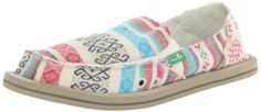 Sanuk Women's Donna Flat #Shoes #spring #style