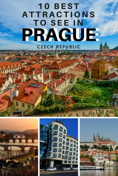Prague is an amazing city of Czech Republic. Here is a list of thins to do in Prague. 10 Best attractions to see in Prague. #prague #thingstodoprague #travelprague