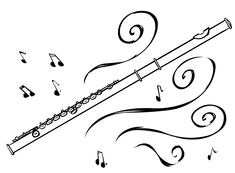 flute clipart - Google Search