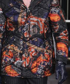 patternprints journal: PATTERNS, PRINTS, TEXTURES AND SURFACES INTO F/W 2016/17 FASHION COLLECTIONS / MILANO 16 - John Richmond