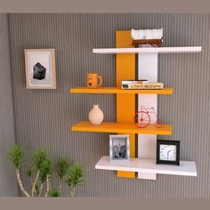 Best online shopping for the Home & Kitchen appliances,We are providing great sales of small & large cooking items,mixer grinder,best kitchens. - Decoration For Home Wall Shelf Rack, Wooden Wall Shelves, Floating Wall Shelves, Wall Shelves Design, How To Make Floating Shelves, Corner Furniture, Home Furniture, Furniture Design, Diy Home Decor