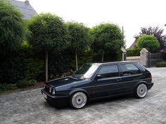 VW Golf MK2  #Volkswagen