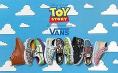 Toy Story Vans Pack!