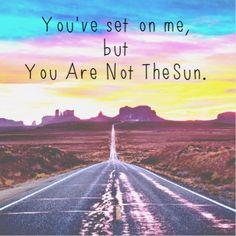 Brand New Lyrics - 'Not The Sun' #brandnewband #brandnew