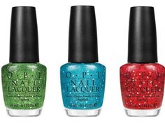 OPI nail color for the holidays