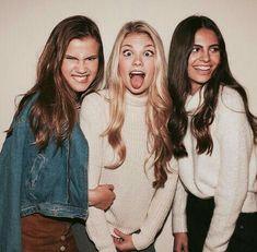 Amigas - Friends - Ideia de foto - Tumblr - Fotografia