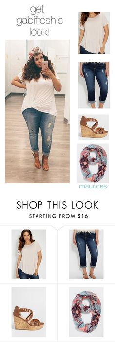 get the look: gabifresh <3 by maurices on Polyvore featuring maurices