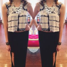 gypsy crop top!? Yes please  #kkbloomstyle #gypsyisourfave #todyefor