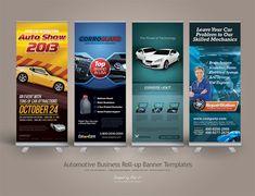 Print Templates - Premium Automotive Business Flyers | GraphicRiver