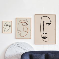 Bilder aufhängen: So geht's richtig | Connox Magazine Frame It, The Dreamers, Illustration, Wall Decor, Drawings, Painting, Collection, Home Decor, Products