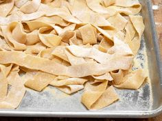 Make your Own Pasta!!