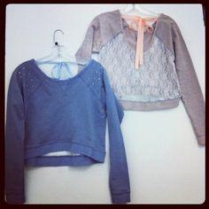 Sweatshirts at dELiA*s