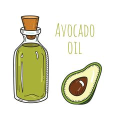 Feed your hair avocado and it will thank you.  Avocado oil prevents hair loss, moisturizes, strengthens the root, adds shine, and helps with dandruff.