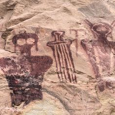 Petroglyphs & Pictographs