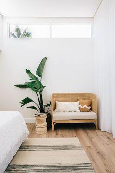 Bedroom corner.