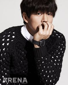 nice Lee Sang Yoon for Arena Homme Plus, December 2014 Check more at http://kstarwiki.com/2014/12/18/lee-sang-yoon-for-arena-homme-plus-december-2014/