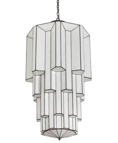 This Piece Is A Made To Order (MTO) Item.Designed With The Glitz And Glam Of Old Fashioned Movie Theaters; Interior Lighting, Lighting Design, Lighting Ideas, 2nd Avenue, Dramatic Lighting, White Stain, Modern Light Fixtures, Pendant Design, Glitz And Glam