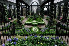 Doris Duke's French Garden