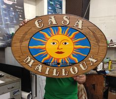 Handpainted sign, Sasktoon SK summer 2014 by The SignSmith Hand Painted Signs, Summer 2014, Painting, Painting Art, Paintings, Painted Canvas, Drawings