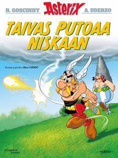 Asterix - Taivas putoaa niskaan
