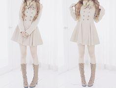 cute dress, cute outfit, K Fashion,  (≧∇≦)/ casual, cute outfit, Cute Korean Fashion, korea, Korean, seoul, kfashion, kpop fashion, girl's wear, ladies' wear, pretty, kawaii