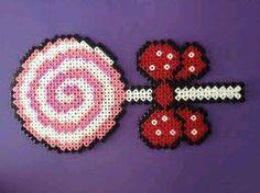 Pirueta hama beads.