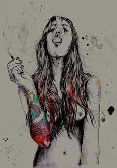 Fumaça pro ar… _|/_