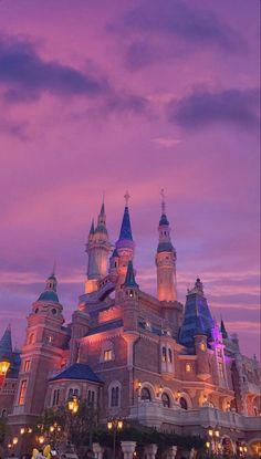 Aesthetic Pastel Wallpaper, Scenery Wallpaper, Landscape Wallpaper, Aesthetic Backgrounds, Aesthetic Wallpapers, Kawaii Wallpaper, Pink Wallpaper, Disney Wallpaper, Galaxy Wallpaper