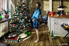 33 Most Creative Christmas Advertisements (Part #2) | 1 Design Per Day