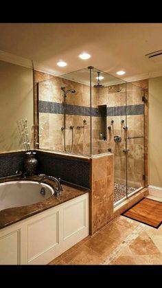 Unique Tiny Home Bathroom\u0027s Design Ideas Remodel Decor Rugs Small Tile Vanity Organization DIY Farmhouse Master Storage Rustic Colors Moder . & Spa Bathroom | Home - Dream Rooms | Pinterest | Bath Spa bathrooms ...