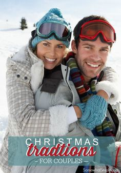 Christmas Traditions for Couples- Somewhat Simple