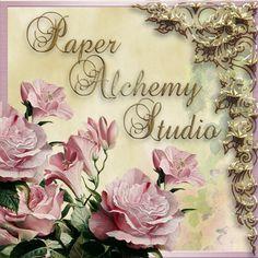 Beautiful handmade paper roses - individual and unique by PaperalchemyStudio Paper Roses, Handmade Flowers, Etsy Seller, Create, Unique, Beautiful, Studio, Design, Design Comics
