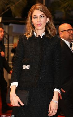 Making history: While Sofia Coppola became only the second woman to win the best director ...