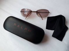 bba963c11c3 Ralph Lauren 7501 S L6E sunglasses with original by Vintageroom24h