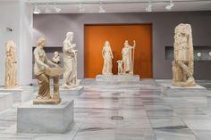 under construction, my greek friend Sculptures, Lion Sculpture, Crete Island, Heraklion, Greek, Museum, Statues, Europe, Art