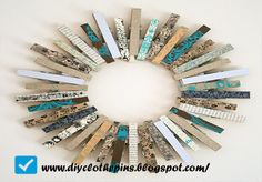 Top 20 Creative Decorating DIYs Can Make With ClothespinS