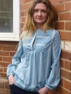 Love this Tova pattern - must try it!! verykerryberry: Tova Sew Along- Post 3: Cutting/Alterations Part Two