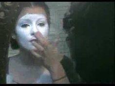 long awaited mime makeup video Halloween 2014, Halloween Ideas, Happy Halloween, Mime Makeup, Female Clown, Living Statue, Balloon Painting, Pantomime, Long Awaited